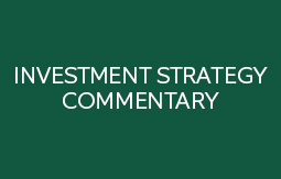 Image for Investment Strategy Commentary