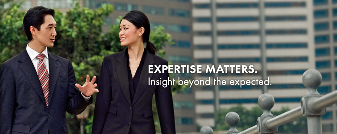 Expertise Matters - Find it here