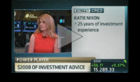 Katie Nixon on CNBC Power Lunch